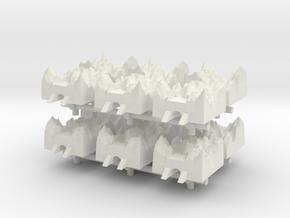Underground Factory x12 (1) in White Natural Versatile Plastic