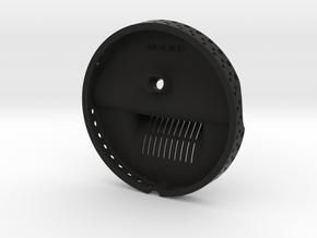Car Phone Mount Holder Compatible with Audi Q2 in Black Natural Versatile Plastic