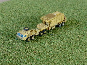 US Patriot MIM 104 AN/MPQ-53/65 Radar 1/220 in Smooth Fine Detail Plastic