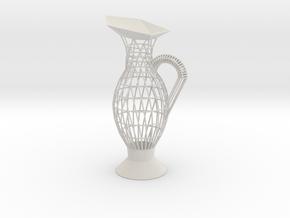 Vase Evo1750 in Matte Full Color Sandstone