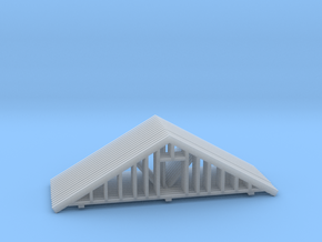 Trusses HO Scale 1-87 in Smooth Fine Detail Plastic