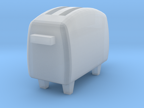 Toasty [Idle] in Smooth Fine Detail Plastic