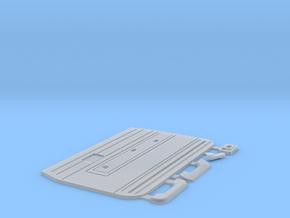 Tamiya Bruiser / HG P407 TOYOTA Hilux interior com in Smooth Fine Detail Plastic