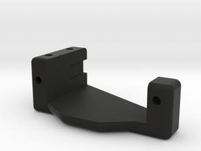 AMZglservoholderflat in Black Natural Versatile Plastic