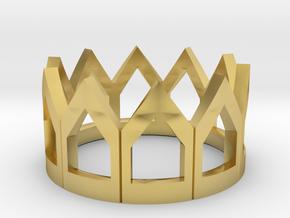 AlexScafidiStandard FramedPolished Brass in Polished Brass