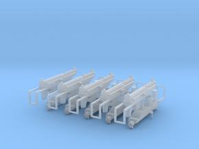 Ferrox Lasgun x10 #1-2 in Smooth Fine Detail Plastic