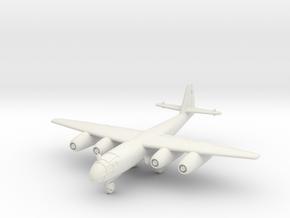 (1:144) Arado Ar 234 V6 (with landing gear) in White Natural Versatile Plastic