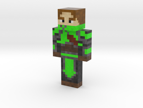 UrbanNinja_ | Minecraft toy in Natural Full Color Sandstone