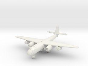 (1:144) Arado Ar 234 B-2 (with landing gear) in White Natural Versatile Plastic