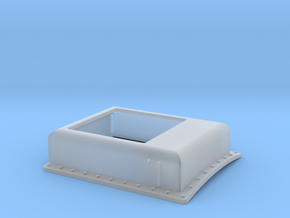 1:32 Scale EMD F7 Winterization Hatch  in Smoothest Fine Detail Plastic