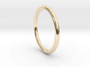 wire ring size 9.5 in 14K Yellow Gold