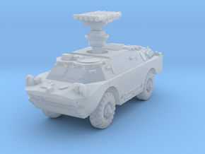 BRDM 2 AT Spandrel scale 1/160 in Smooth Fine Detail Plastic