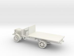 1/48 Scale Liberty Truck in White Natural Versatile Plastic
