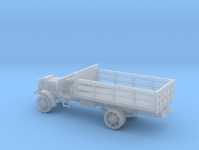 1/100 Scale Liberty Truck Cargo in Smooth Fine Detail Plastic
