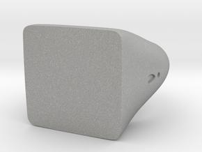 Square Signet Ring in Aluminum: 5.5 / 50.25