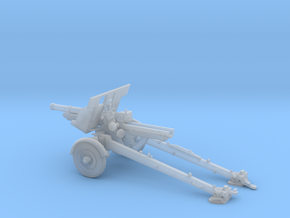 1/72 IJA Type 91 105mm Howitzer(motorized) in Smooth Fine Detail Plastic