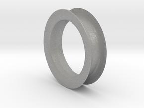 Earing Tube in Aluminum: Extra Small