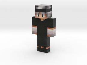 iRealSnowZ | Minecraft toy in Natural Full Color Sandstone