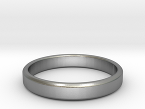 tough guy ring size 12 in Natural Silver