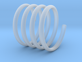 spring coil ring size 5.5 in Smoothest Fine Detail Plastic