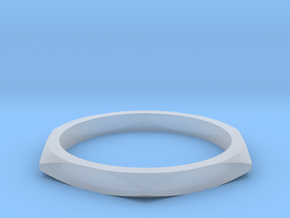 nut ring size 5 in Smoothest Fine Detail Plastic