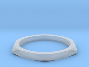 nut ring size 6.5 in Smoothest Fine Detail Plastic