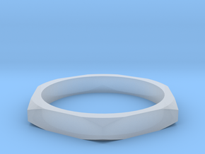 nut ring size 15 in Smoothest Fine Detail Plastic