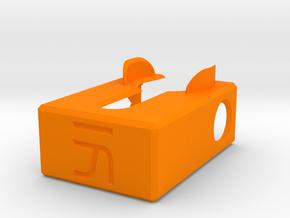 Yi 4k Pro Case in Orange Processed Versatile Plastic
