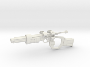 1:6 Miniature X-Shotgun - Gantz in White Natural Versatile Plastic