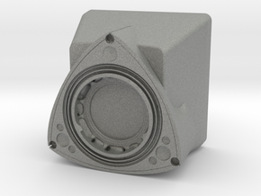 Rotor S5 Key Cap (Exhaust Side) in Gray Professional Plastic