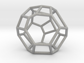 """Irregular"" polyhedron no. 5 in Aluminum: Small"