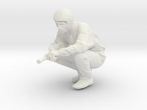 Printle C Homme 2491 - 1/24 - wob in White Natural Versatile Plastic