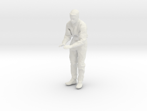 Printle T Homme 2461 - 1/24 - wob in White Natural Versatile Plastic