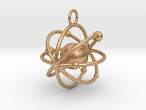 nuclea in Natural Bronze