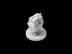 (IA) GNK power droid in Smooth Fine Detail Plastic