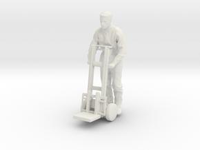 Printle C Homme 2464 - 1/24 - wob in White Natural Versatile Plastic