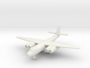 (1:144) Arado Ar 234 P-2 (Wheels down) in White Natural Versatile Plastic