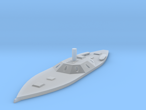1/1000 CSS Texas in Smooth Fine Detail Plastic
