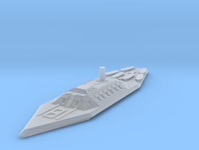 1/1000 CSS Mississippi in Smooth Fine Detail Plastic