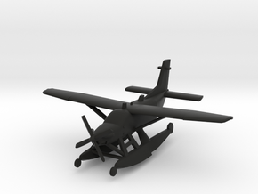Quest Kodiak in Black Natural Versatile Plastic