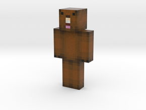 itsmespifey | Minecraft toy in Natural Full Color Sandstone