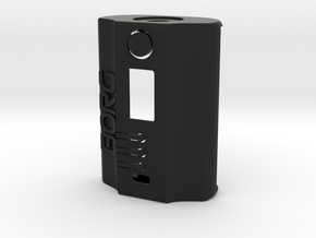 """BORG"" DNA 250C - Dual 18650 Squonk Mod- *BODY* in Black Natural Versatile Plastic"