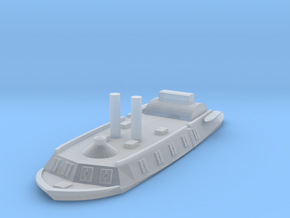 1/1000 USS Benton in Smooth Fine Detail Plastic