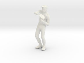 Printle C Homme 2504 - 1/24 - wob in White Natural Versatile Plastic