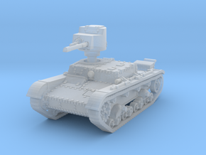 OT 26 Flamethrower Tank 1/144 in Smooth Fine Detail Plastic