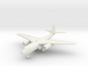 (1:144) Arado Ar 234 V16 (Wheels down) in White Natural Versatile Plastic