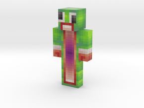 UnspeakableGame | Minecraft toy in Natural Full Color Sandstone