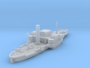 1/1000 USS Miami in Smooth Fine Detail Plastic