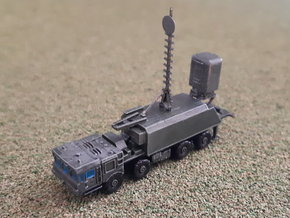 "Russian ""Monolit B"" Radar System on MZKT 1/285 in Smoothest Fine Detail Plastic"