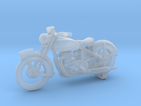 Triumph Speed Twin 500 1:87 HO in Smooth Fine Detail Plastic